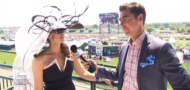 2015 Kentucky Derby Spot on Watters' World