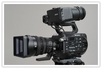 We love our Sony FS7